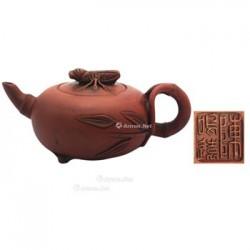 陈鸣远款式紫砂壶在哪里拍卖好