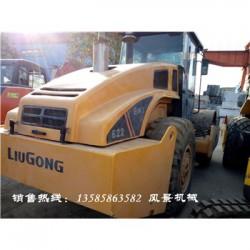 沧州二手26吨压路机