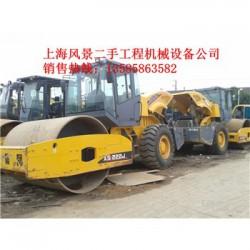 广州二手26吨压路机
