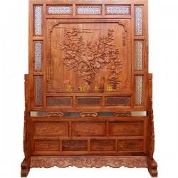 木雕隔断哪里有卖|艺修木艺值得信赖|江西木
