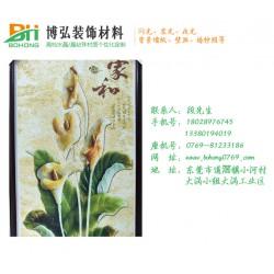 东莞水晶壁画价格——广东专业的东莞水晶壁