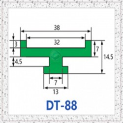 链板线输送机用耐磨条 垫条 衬条 摩擦条 链条导轨