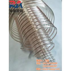 宣城pu钢丝软管 瑞奥塑胶软管 pu钢丝软管材