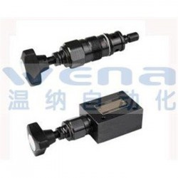 DBDH6G10/400/2直动式溢流阀厂家无锡温纳