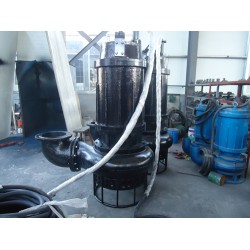 底部叶轮搅拌式泥沙泵,灰砂泵,排沙泵厂家供应