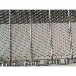 不锈钢大孔链板金属链板-专业生产厂家