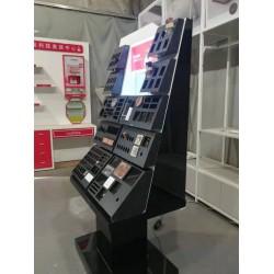 采用环保材料制作的彩妆展柜更受欢迎