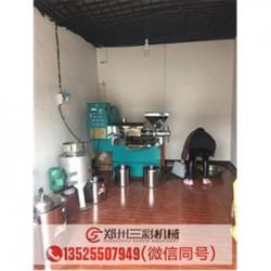 晋城小型芝麻榨油机/胡麻榨油机价格低厂家