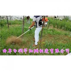 厂家直销多功能汽油割草机 果园除草旋耕松
