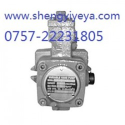 台湾YI-SHING高压泵VP-SF-20-C-10