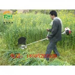 手推式草坪修剪机 果园割草机 汽油轻便割草