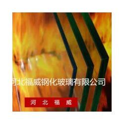 河北福威钢化玻璃有限公司-纳米硅复合防火玻璃