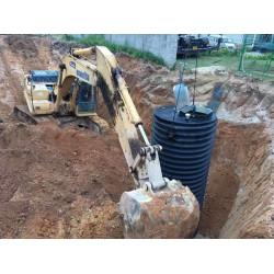 广西玉林PE材质一体化预制水泵站厂家促销