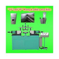 玻璃钢梯子铆接机,D-型管梯子铆接机,梯子挤压机,梯子机器