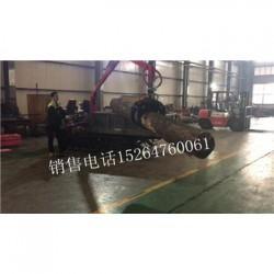 海晏县履带搅拌罐车2立方 液压式履带抓木机