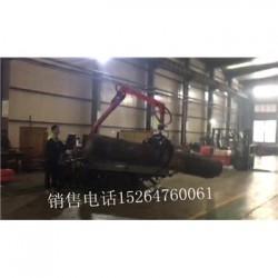 浙江履带搅拌罐车1.8立方 自走式履带抓木机