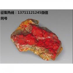 广州鸡血石能不能找到直接拍卖