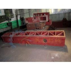 【厂家订做】山东机床横梁铸件|横梁铸件|机床横梁