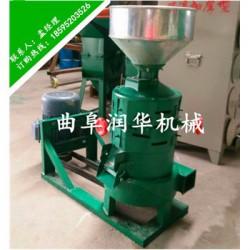 砂轮式碾米去皮机 组合式碾米磨面机