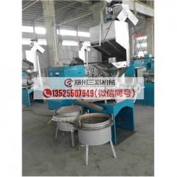 襄樊小型螺旋榨油机/全自动螺旋榨油机价格