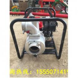 大量供应 4寸汽油抽水泵 大功率汽油抽水泵