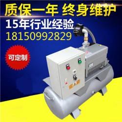 万源真空泵负压站移动真空泵站XD100真空泵