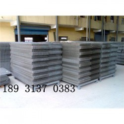南阳工程钢筋冷拔丝钢筋网片|济源钢筋网规
