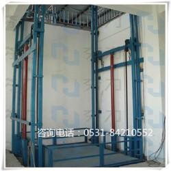 渭南 液压货梯  导轨式升降机货梯无机房 承