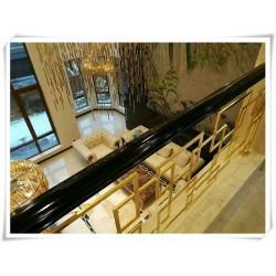 不锈钢楼梯围栏、东西湖楼梯围栏、铜艺楼梯