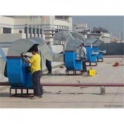 义乌市中央空调管道制作加工工程{