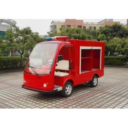 电动消防车多少钱|牡丹江电动消防车|朗晴|