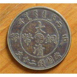 鹤壁鹤山区鉴定大清铜币地址在哪