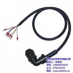 三菱Q系列对应电缆线额定值,电缆线,多贺