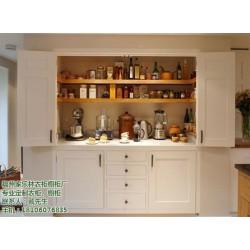 福州实木橱柜,福州家乐林橱柜衣柜,实木橱柜