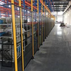 潍坊安丘供应厂区室内围网/车间隔断护栏网/