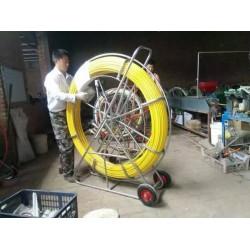 玻璃钢穿线器 电工玻璃钢穿线器 加厚钢管穿管器厂家供应