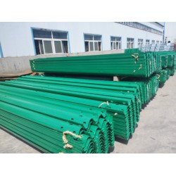 专业的高速公路喷塑波形护栏板制作商-昌平