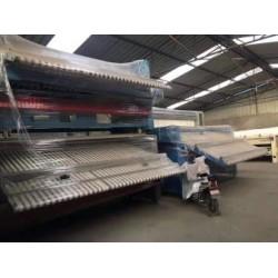 北京洗衣房布草二手送布机床单被罩二手澜美折叠机减价出售