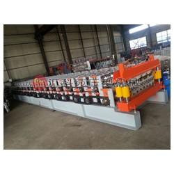 专业生产楼承板彩钢压瓦机质量保证