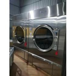 郑州一中学校洗衣房低价转让各种型号二手洗脱机二手烘干机