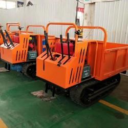 苹果园履带运输车农用机械厂家新款多用途农用小型履带车