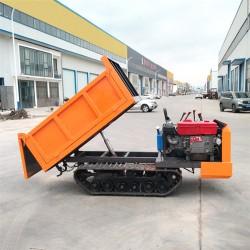 履带运粮车,平板上山拉树运输车,新型履带运输车