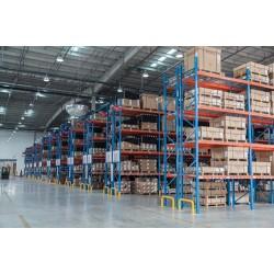 高位货架生产厂家苏州鑫辉 一体化仓储物流设备制造商直销