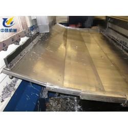 乔扬PRV1690/1270L加工中心XYZ三轴钣金防护罩