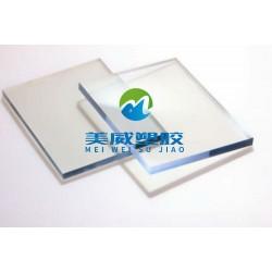 南京隔断PC耐力板1-10MM 透明蓝色乳白色