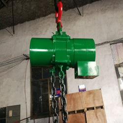 厂家直销 防爆气动葫芦HQ3(3-16) 断气保护自由变速