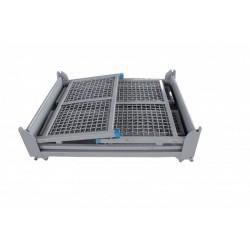 苏州鑫辉专业制造仓储设备 金属网箱厂家直销
