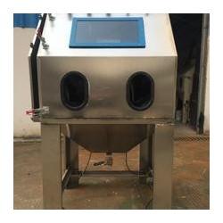 厂家供应喷砂机 手动湿式喷沙机 便捷无尘液体水喷砂设备