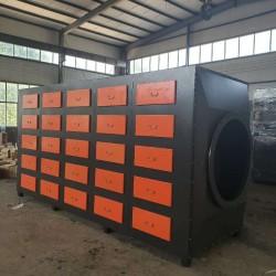 活性炭环保箱废气处理除臭除味净化器