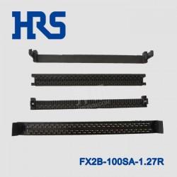 HRS广濑FX2B-100SA-1.27R正品原装胶壳
